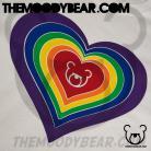 Moodybear Stare Pride